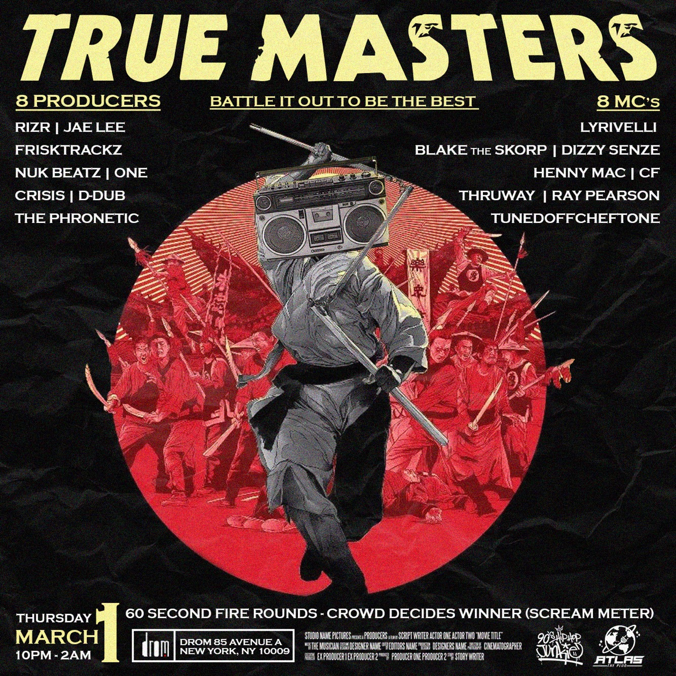 True Masters