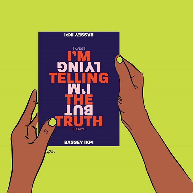 "In the upcoming issue of Kali Letter, Kenyan writer and activist Aisha Ali @bintimswahili explores her own mental health journey in her review of @basseyworld's first book ""I'm Telling The Truth But I'm Lying."" ⁣ ⁣ ""In this way, the book weaves around the difficult conversations around life and mental health, the conversations that Bassey has to have with herself as she figures out what is happening to her,"" Ali writes. ""In her retelling, I also have these conversations with myself, finding answers to questions I have had for a long time in her words, and discovering new, maybe better, questions that help me dig deeper as I continue to understand my own experiences."" ⁣ ⁣ Subscribe to Kali Letter with the link in bio to receive the issue in your inbox this Sunday.⁣ .⁣⁣ .⁣⁣ .⁣⁣ What is Kali Letter? It is a bi-weekly newsletter-magazine that is an unfiltered lens of news, pop-culture, lifestyle and feminism for East African womxn.⁣ ⁣ Illustration: @mbithe.mutavi"