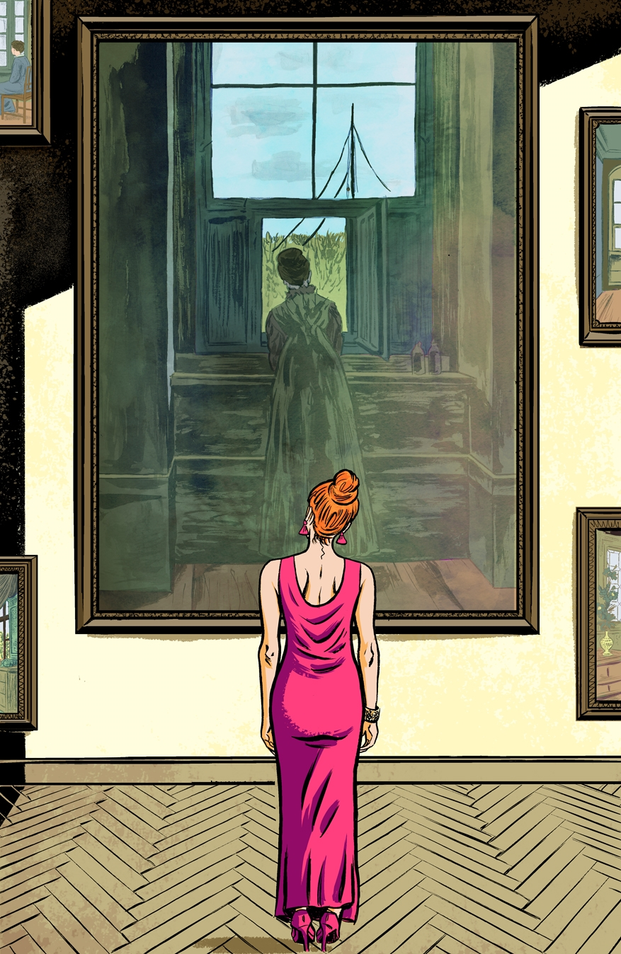 Art as a Window