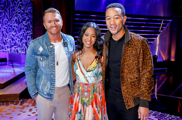 Shane McAnally, Tebby Burrows, John Legend Songland.jpg