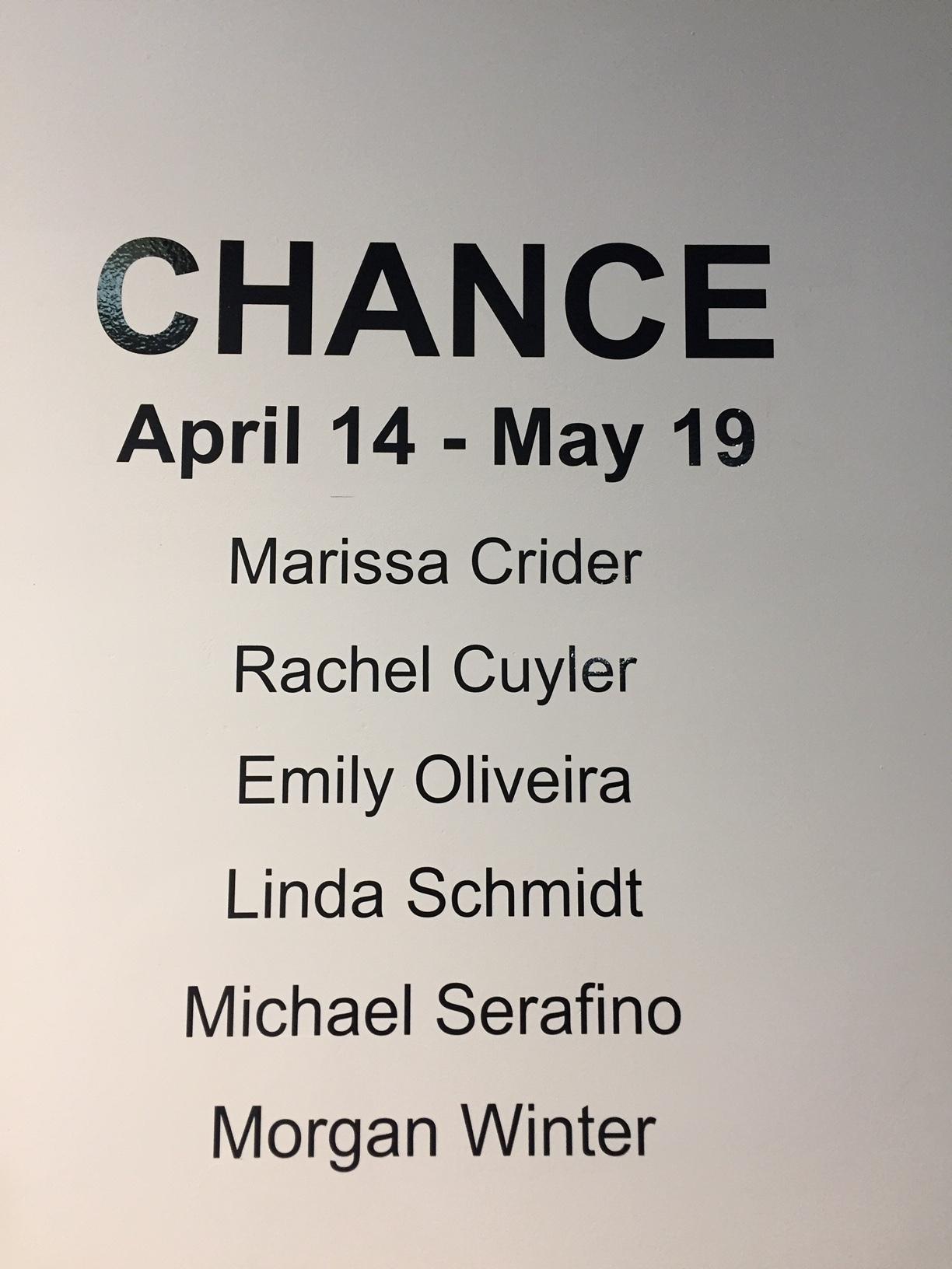 Chance - April 14, 2017