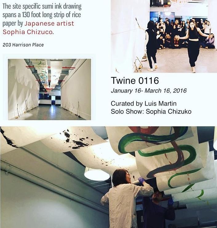 Twine - January 16, 2016