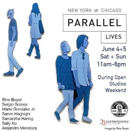 Parallel Lives - June 4 & 5, 2016