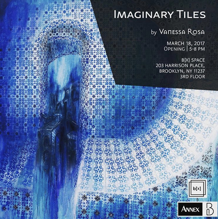 Imaginary Tiles - March 18, 2017
