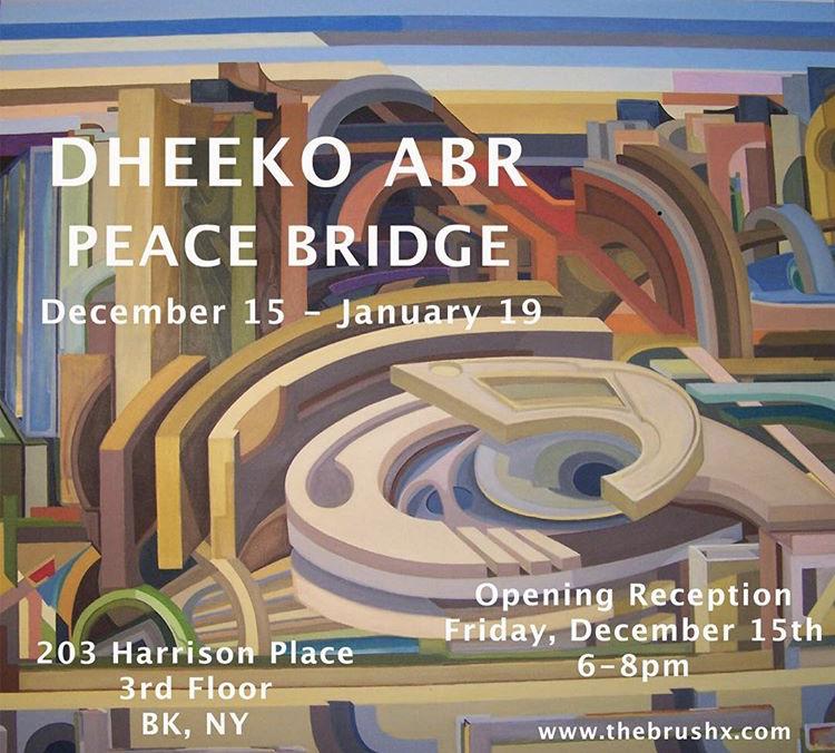 Peace Bridge - December 15, 2017