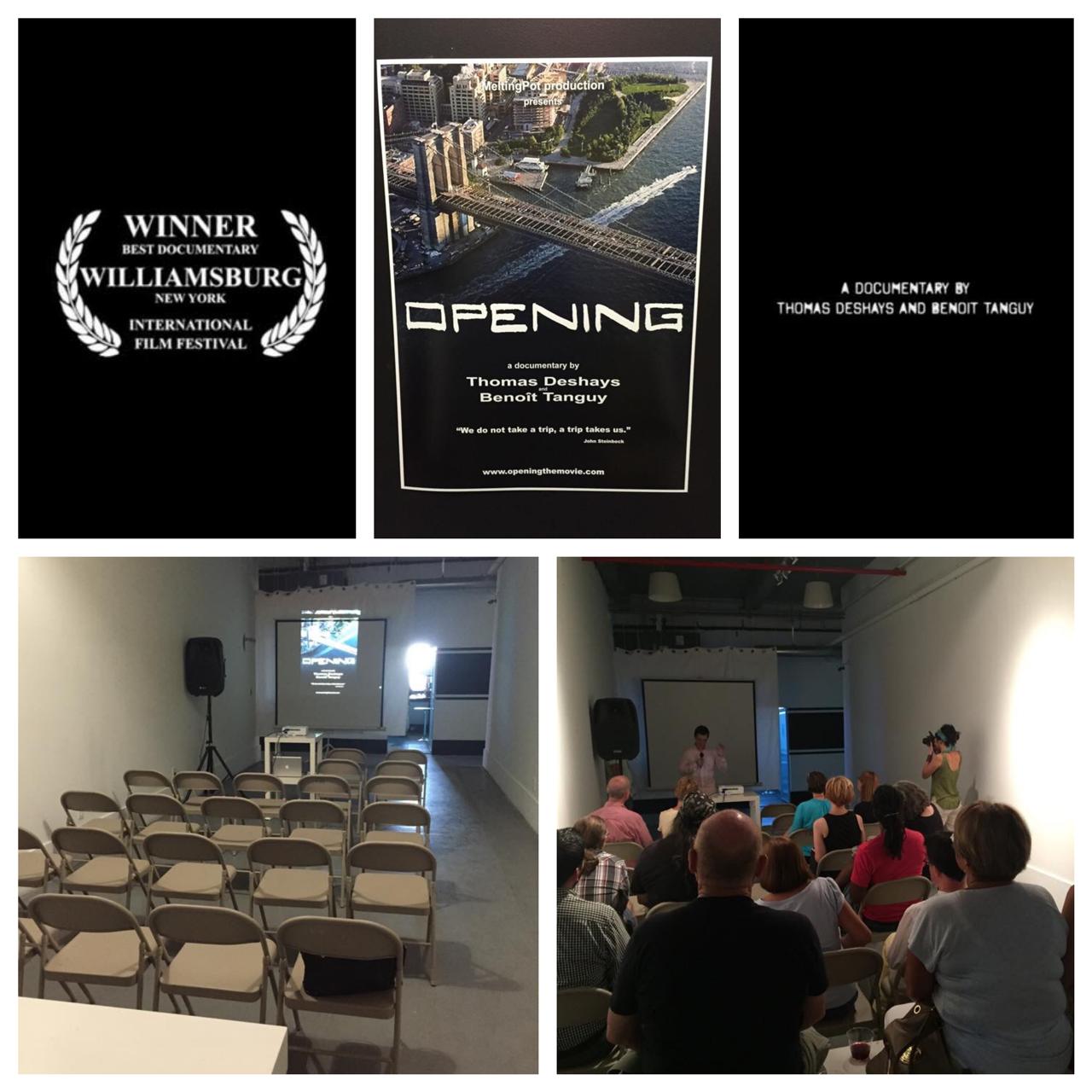 Movie Night - July 31, 2015