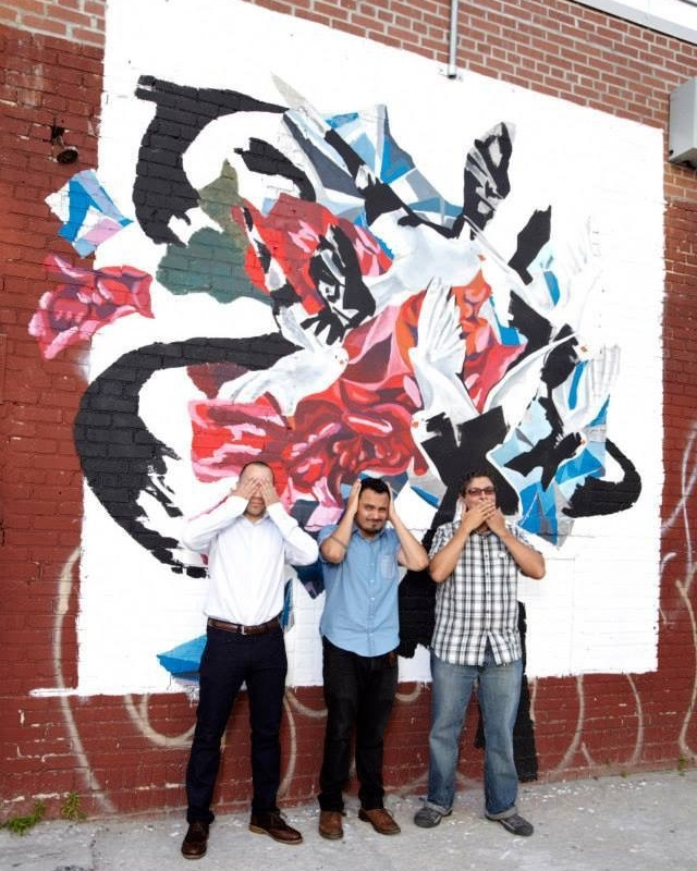 Mural Project - April 29, 2015