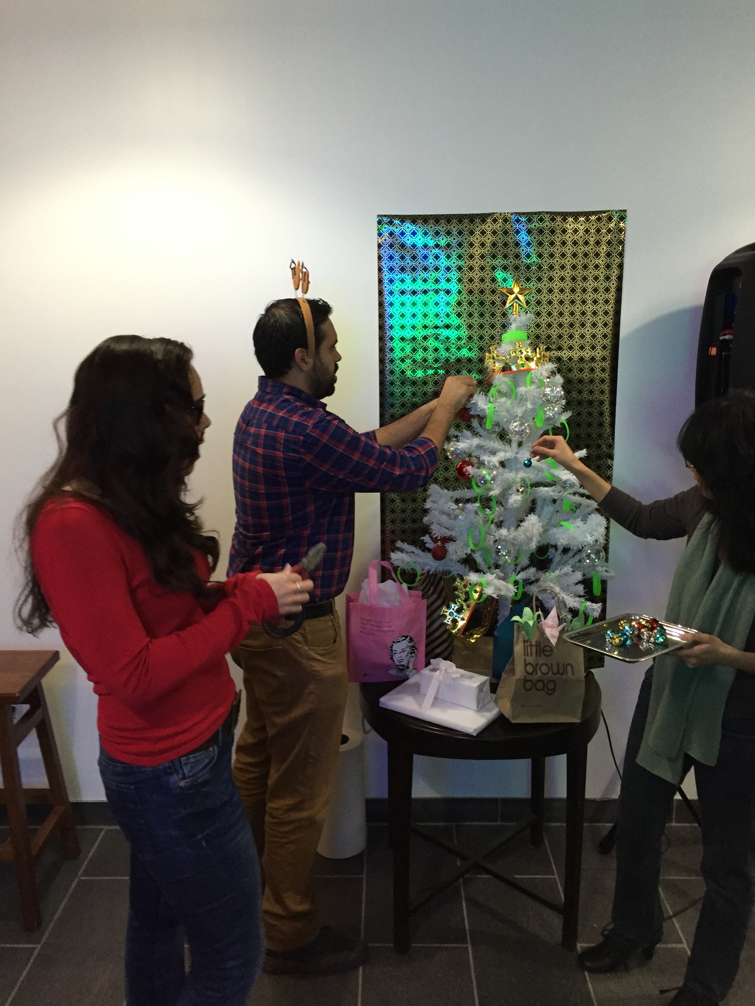 Holiday Party - December 20, 2014
