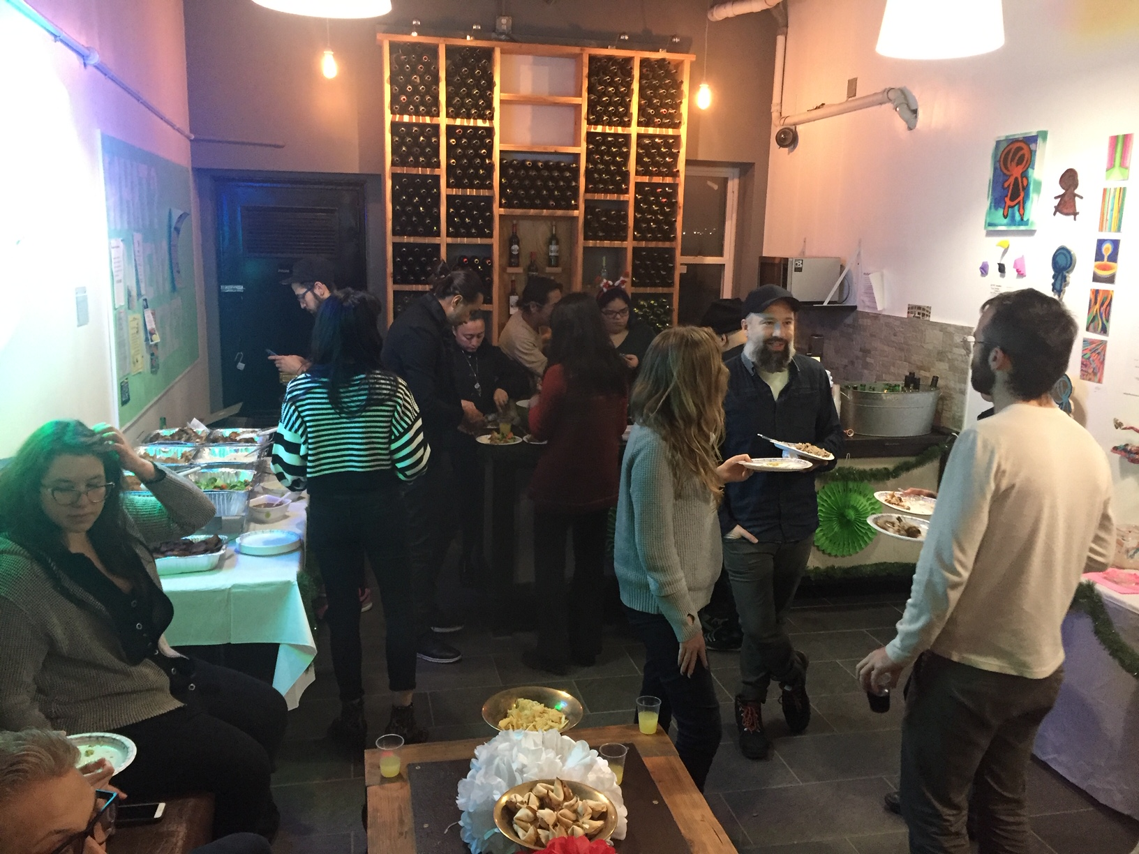 Holiday Party - December 20, 2017