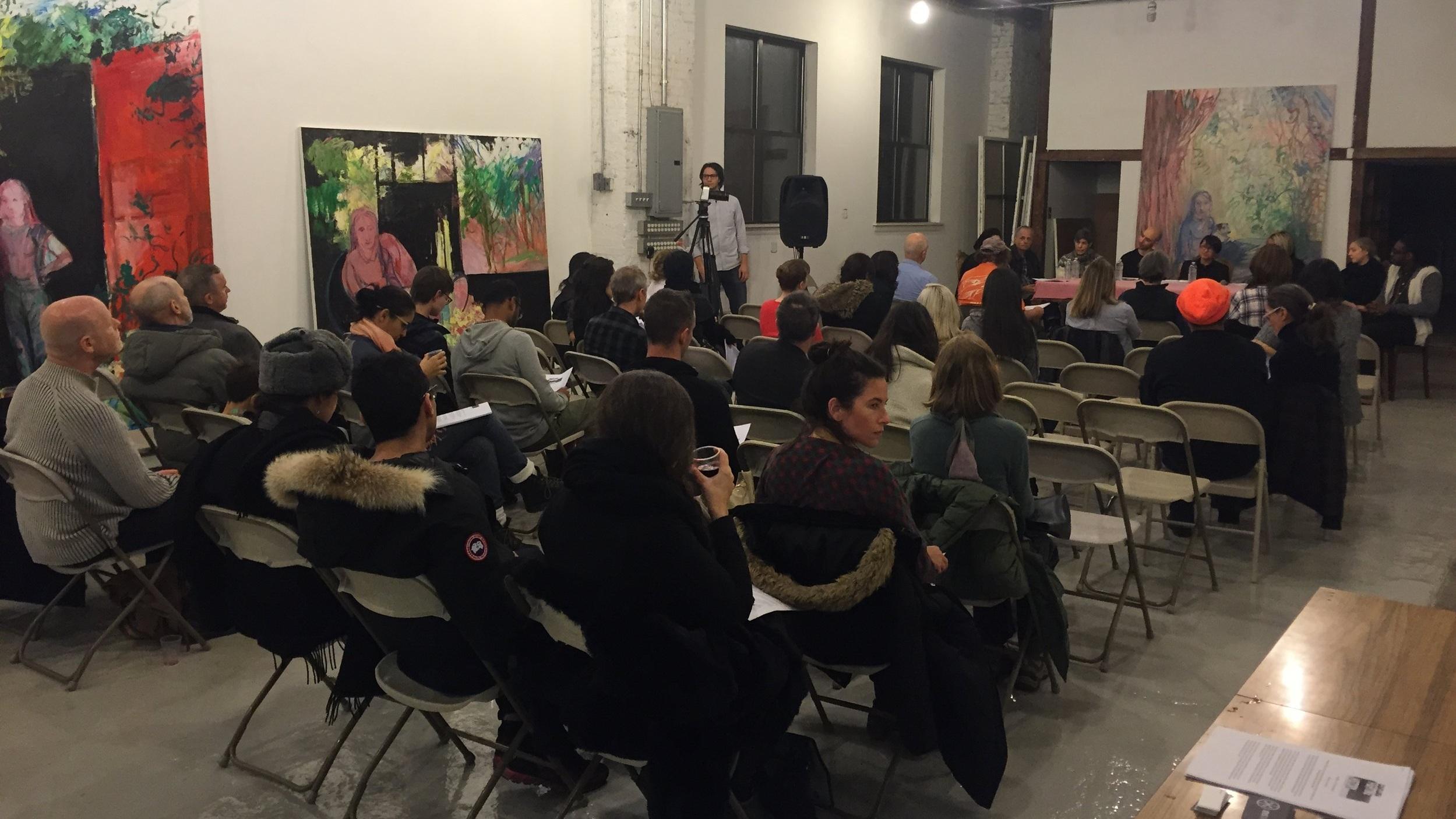 Art Talk - December 5, 2016