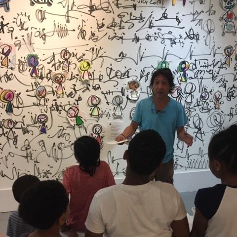 Children's Art Workshop - August 8, 2017