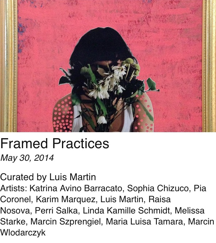 Framed Practices - May 30, 2014