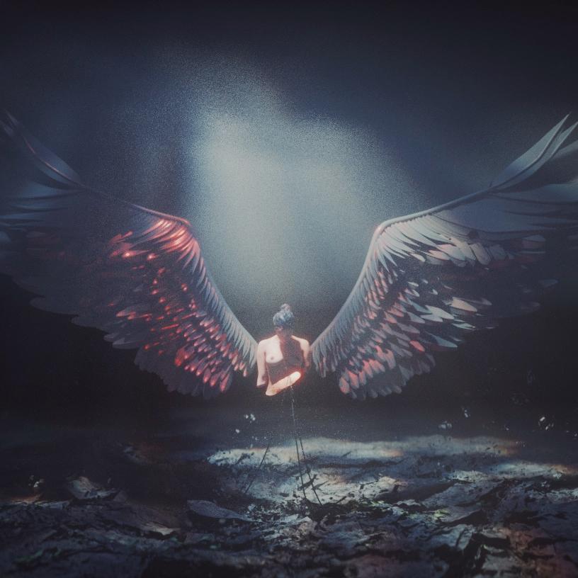 ANGEL - CINEMA4D R18 & OCTANE 3.xPLUGINS: NONE