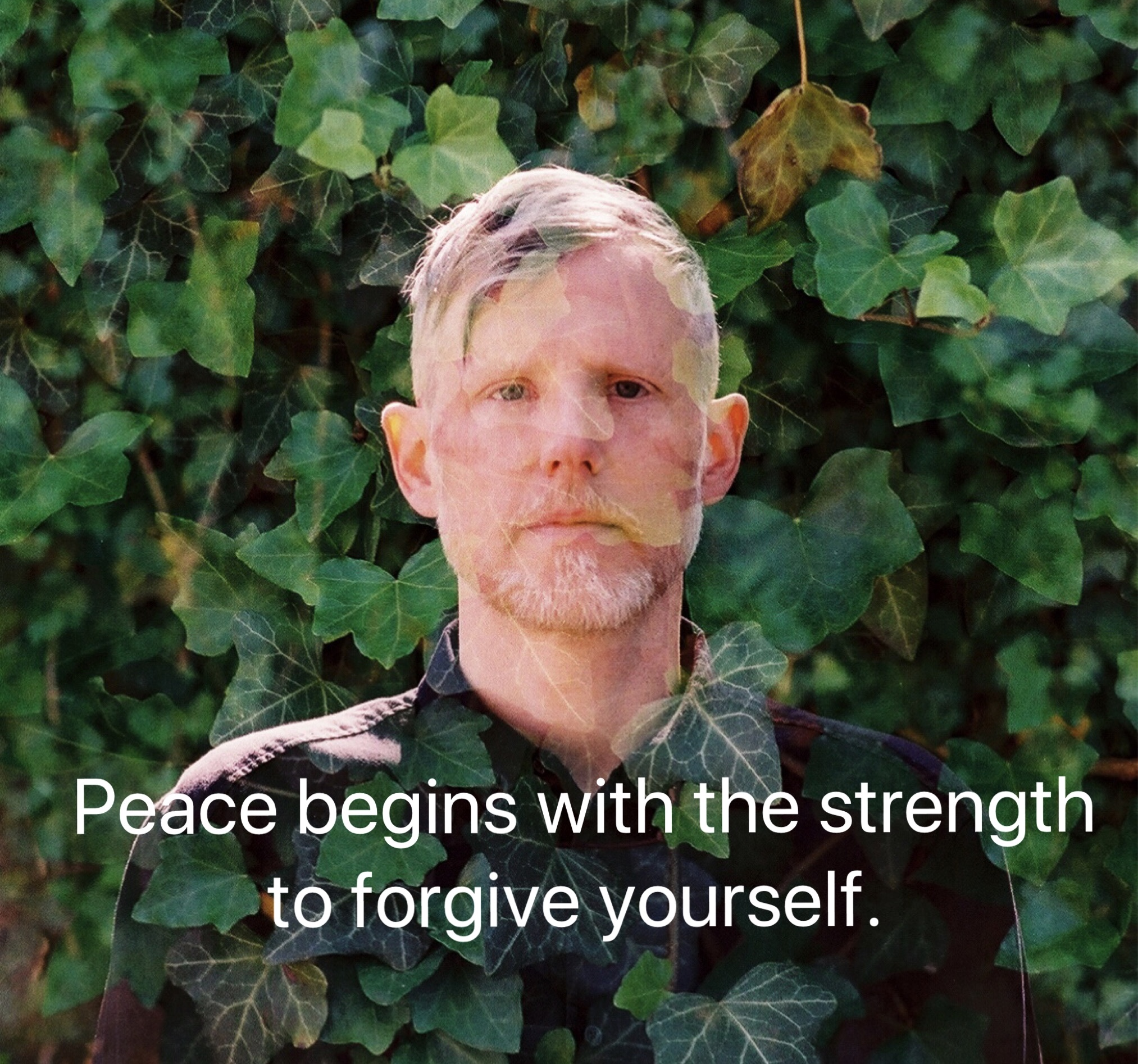 """How do we transcend the mistakes we made when we were young?  Many of us live with deep scars that can unconsciously affect our decision making as an adult. In response, many philosophies have adopted the concept of making amends to those we have wronged. This is proven to be a powerful mechanism for personal growth. So how do we start the process of making amends with ourselves?  Author David Richo believes that we should  """"sit with ourselves"""" , like we would when a friend is having a bad day. Listening without judgement to the thoughts that pass through our mind will cause them to fade, little by little. This technique can be used to forgive ourselves once and for all. It takes strength to begin this journey, as we want so badly to move on without dwelling on the past.   Let's create a habit of listening patiently to our more flawed side, strive to embrace our mistakes, and make peace with ourselves."""