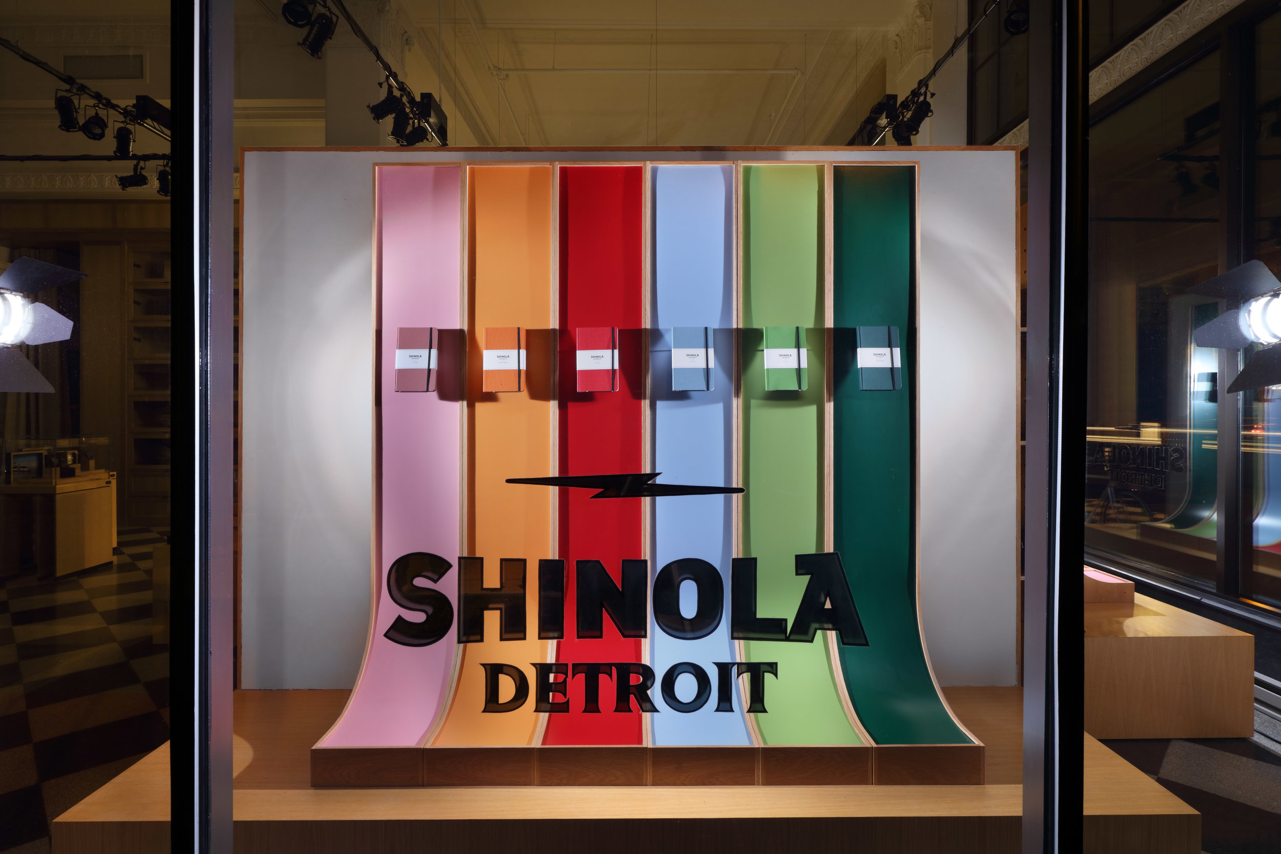 Shinola Back to School Journals