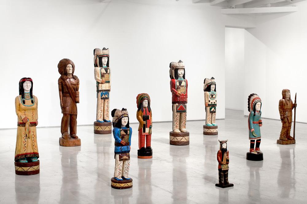 Nick Van Woert CNC Statues