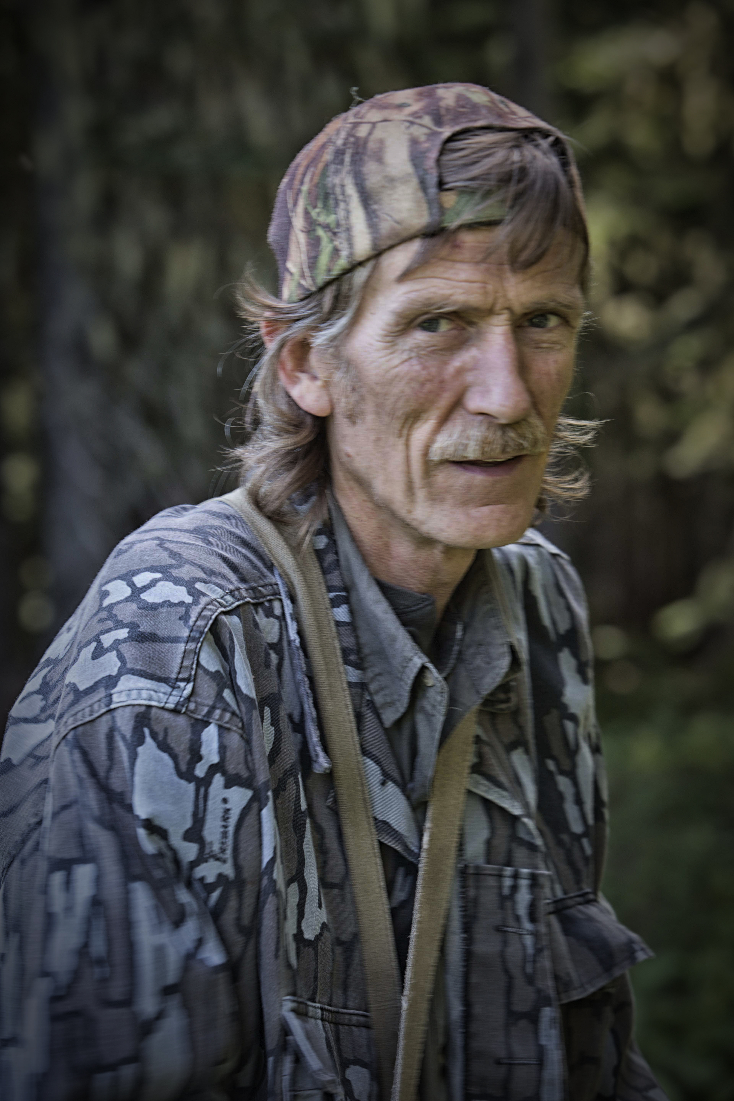 Meet Guy, Mushroom Forager