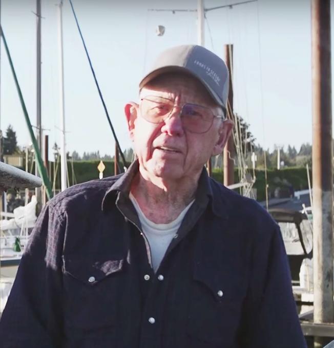 Meet Les, Fisherman