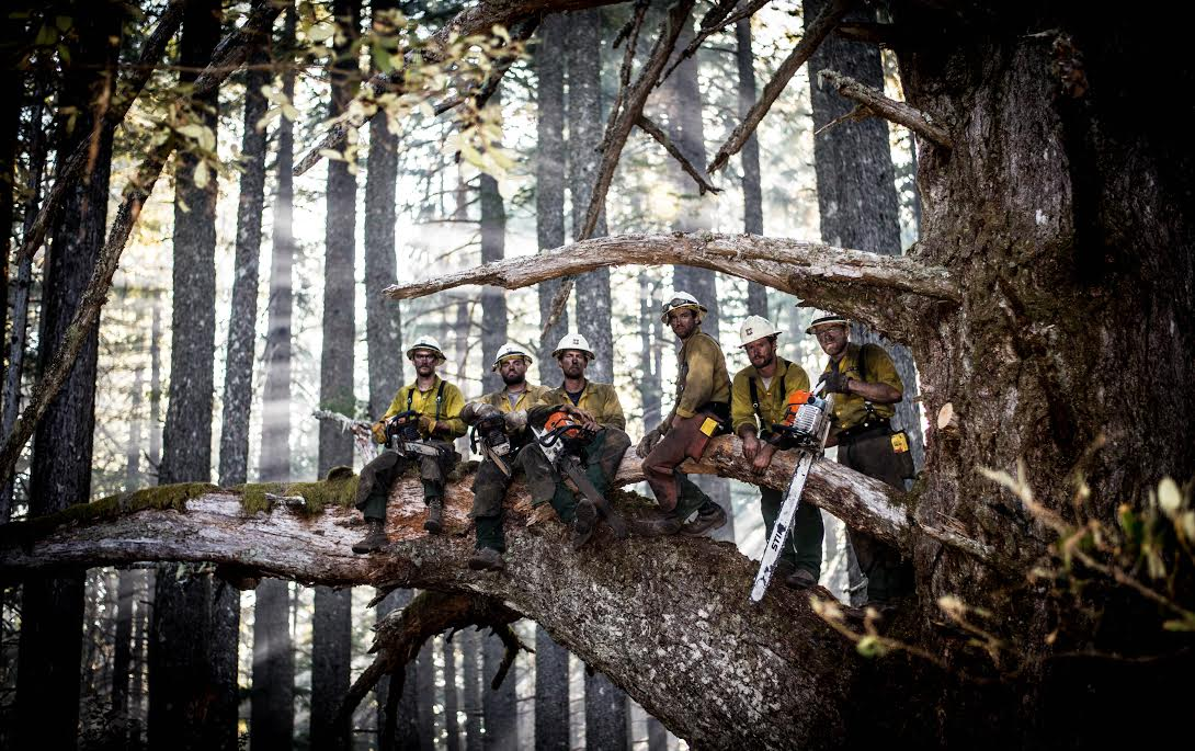 Photo courtesy of Wildland Firefighters Foundation