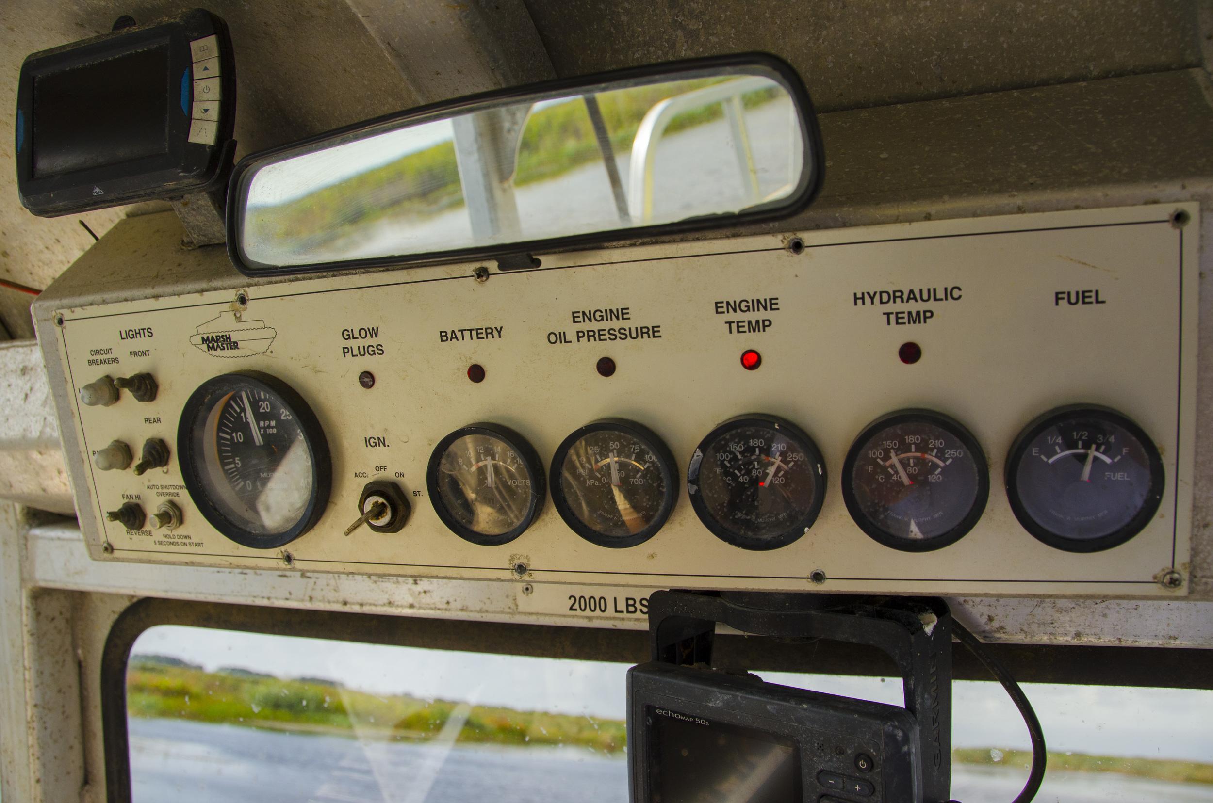 Dials and gauges