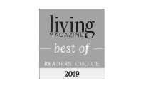 Living Magazine Readers Choice 2019