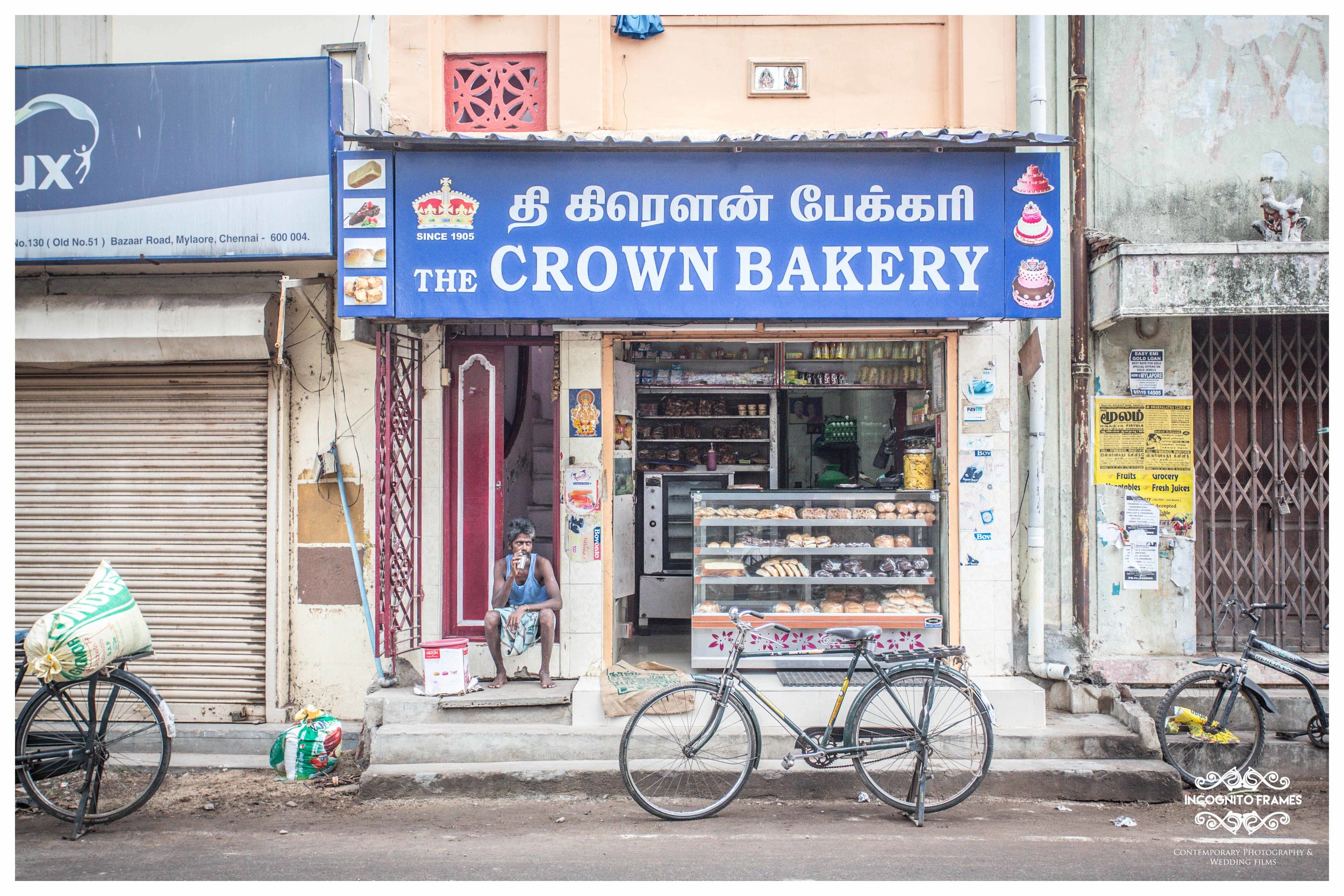 The Crown Bakery since 1905