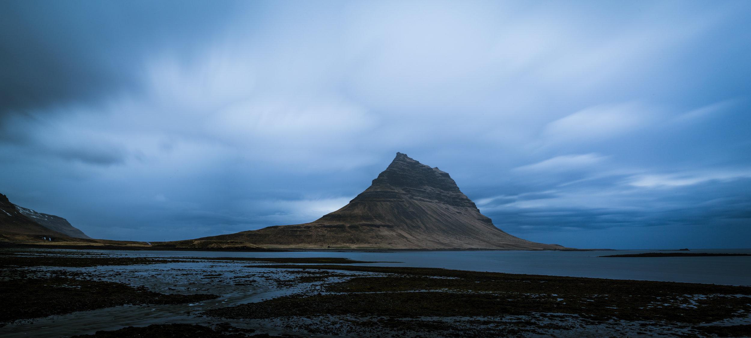 Iceland, Kirkjufell - May 1st, 2017