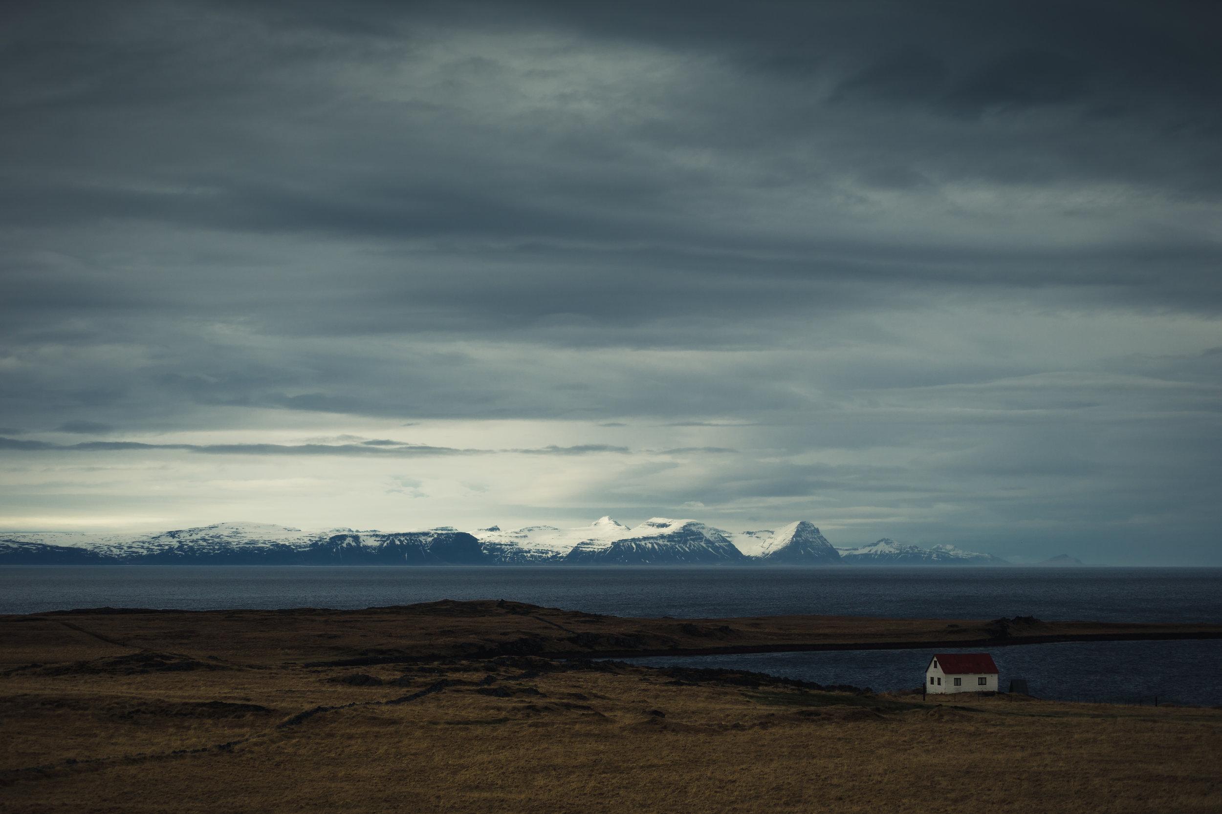 Iceland, Varmahlid - May 2nd, 2017