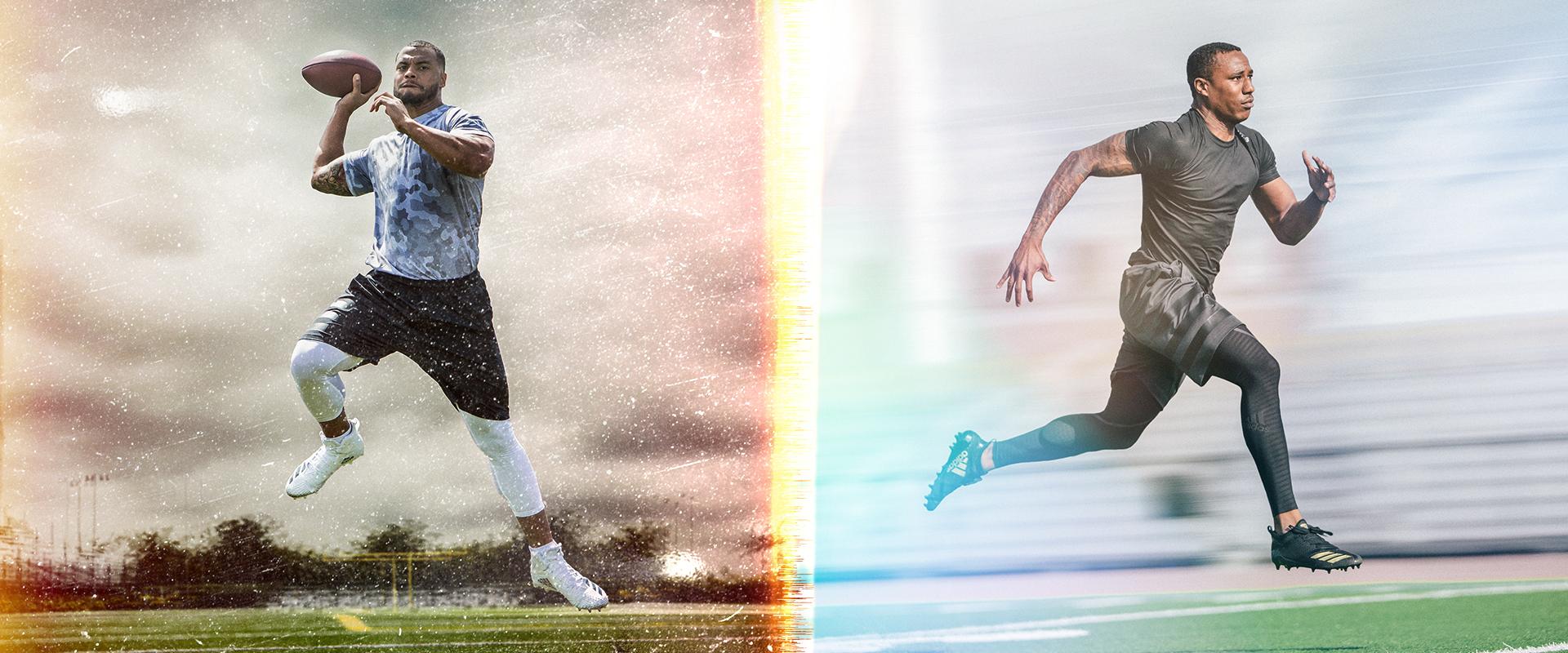 Speed vs Freak - adidas