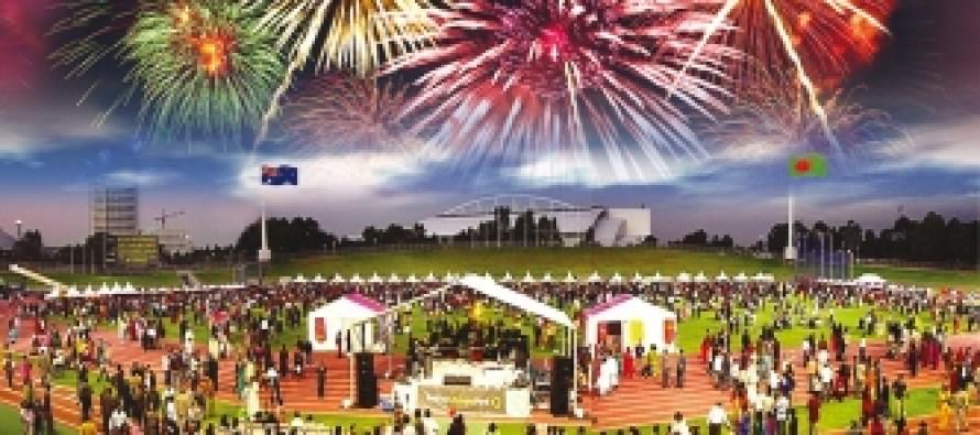 The Bengali New Year Festival at ANZ Stadium, Sydney
