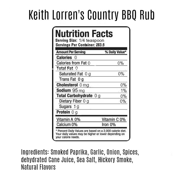 Keith Lorren Country BBQ