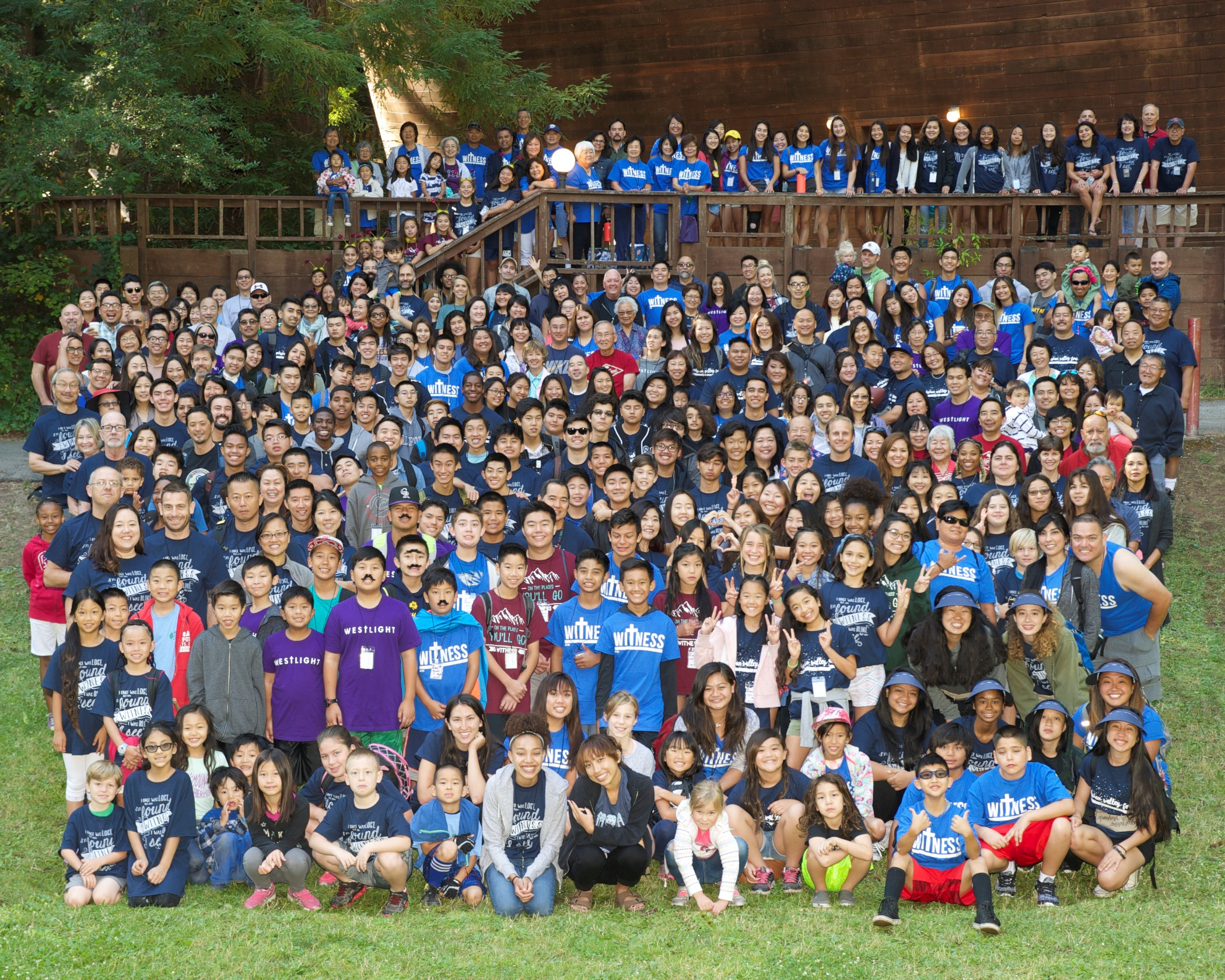 PCJC Family Camp 2016 - July 17 - 22, 2016 - Redwood Christian Park