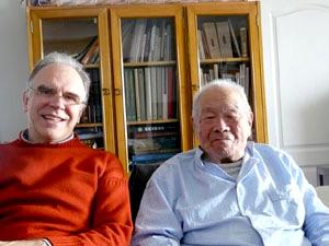 Lark Mason and Wang Shixiang