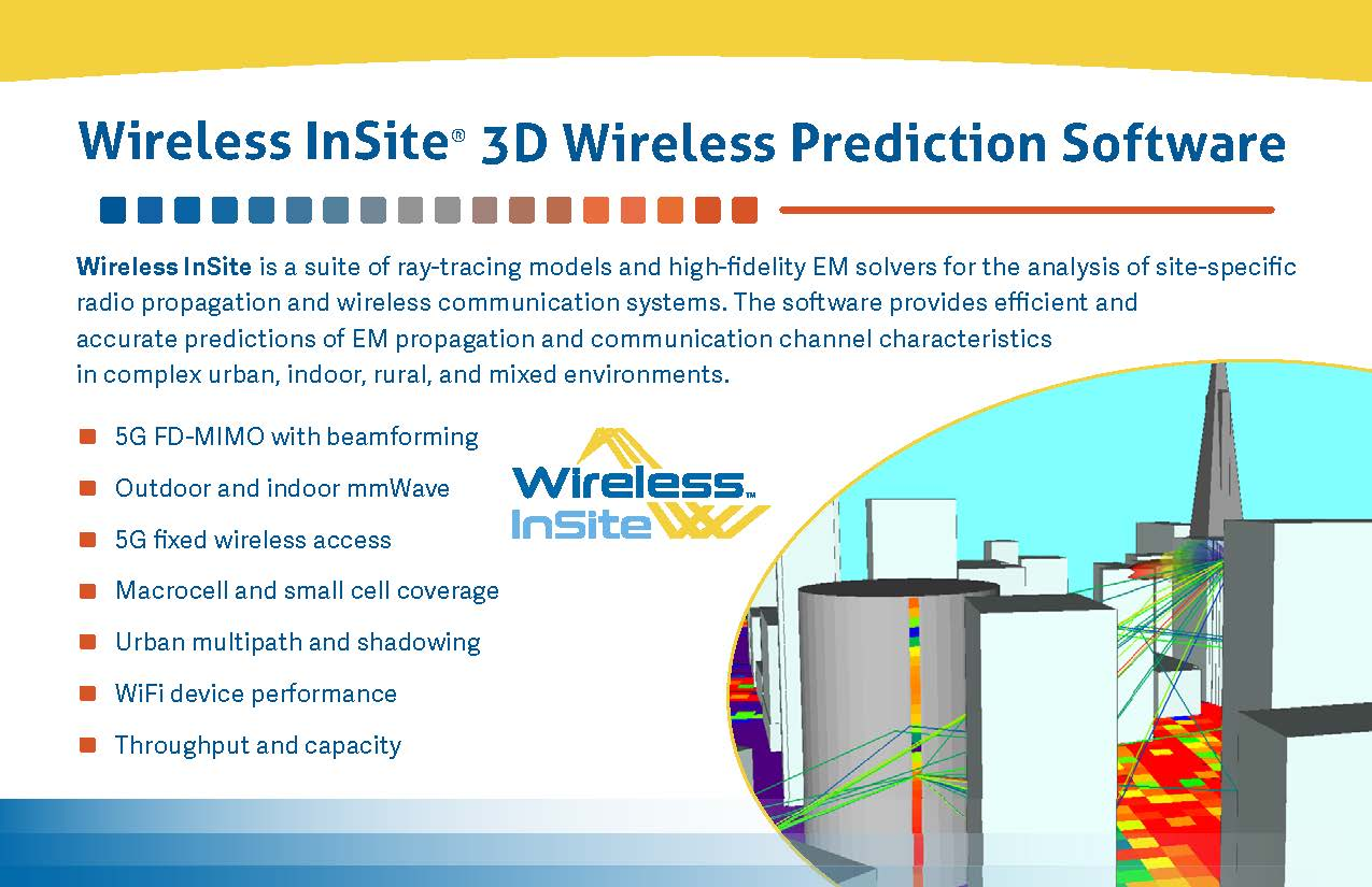 Wireless InSite