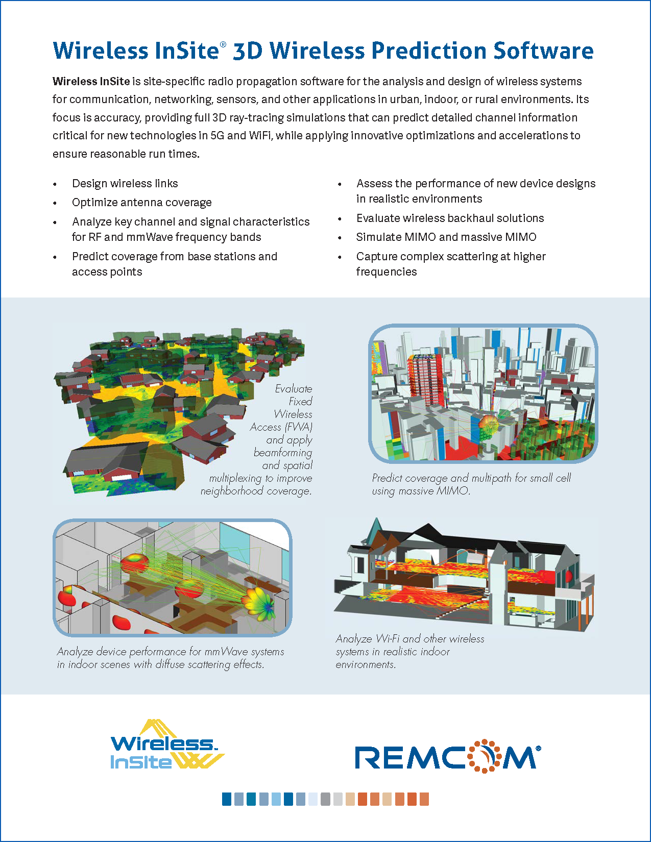 Wireless InSite Brochure