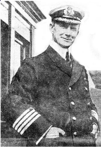 Sir Arthur Henry Rostron - Captain RMS Carpathia