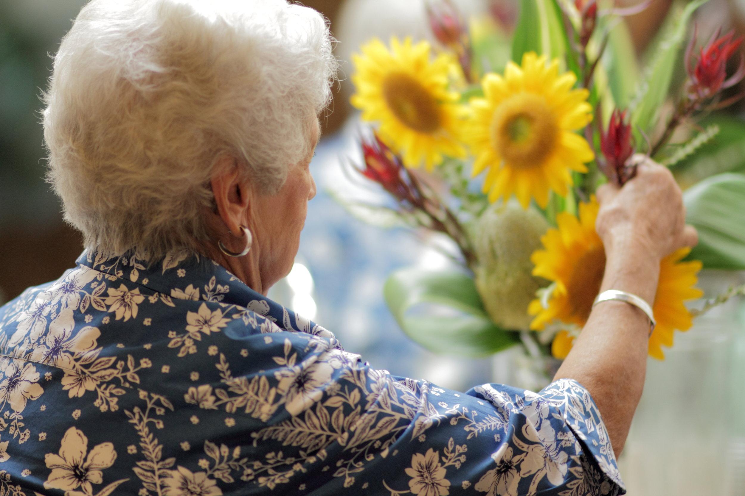 Flower Ministry -