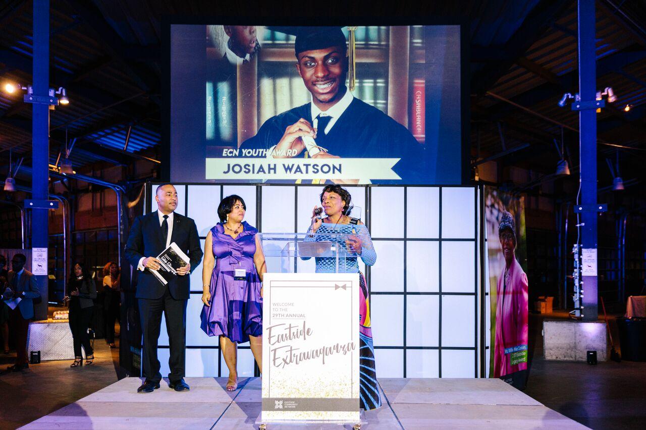 Josiah Watson won ECN Youth Legend award