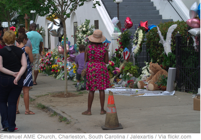 Why I Write: Telling A Story That Matters #prayforcharleston | tomiadeyemi.com