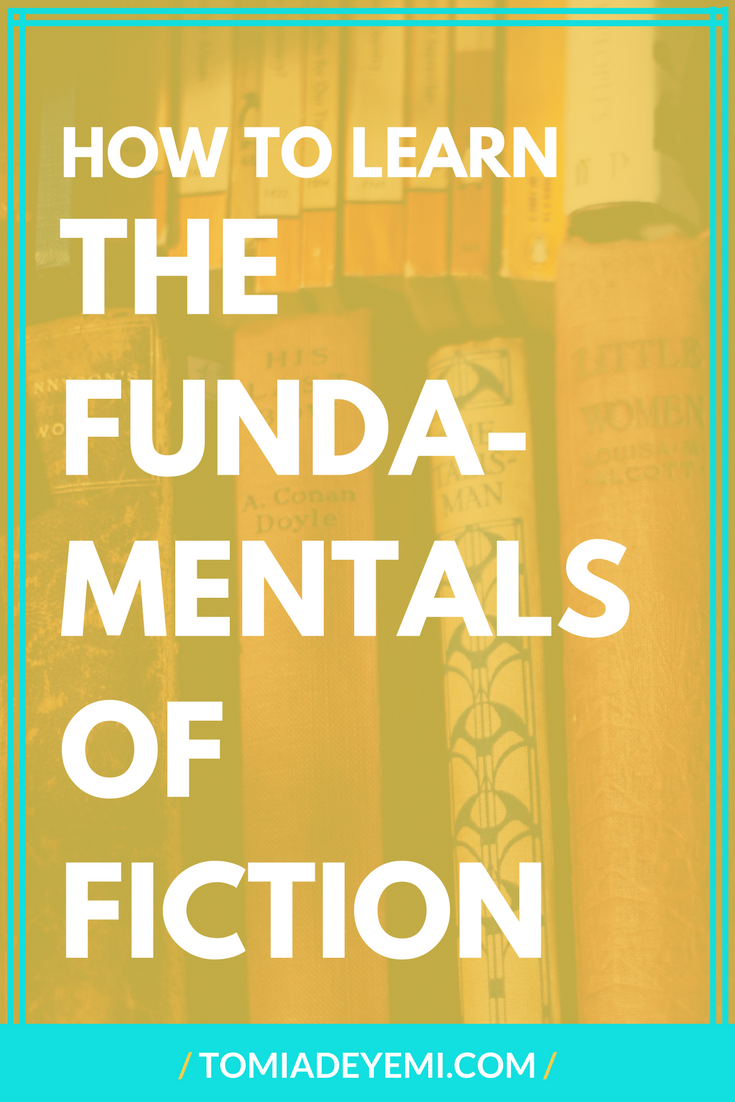 The Fundamentals of Fiction