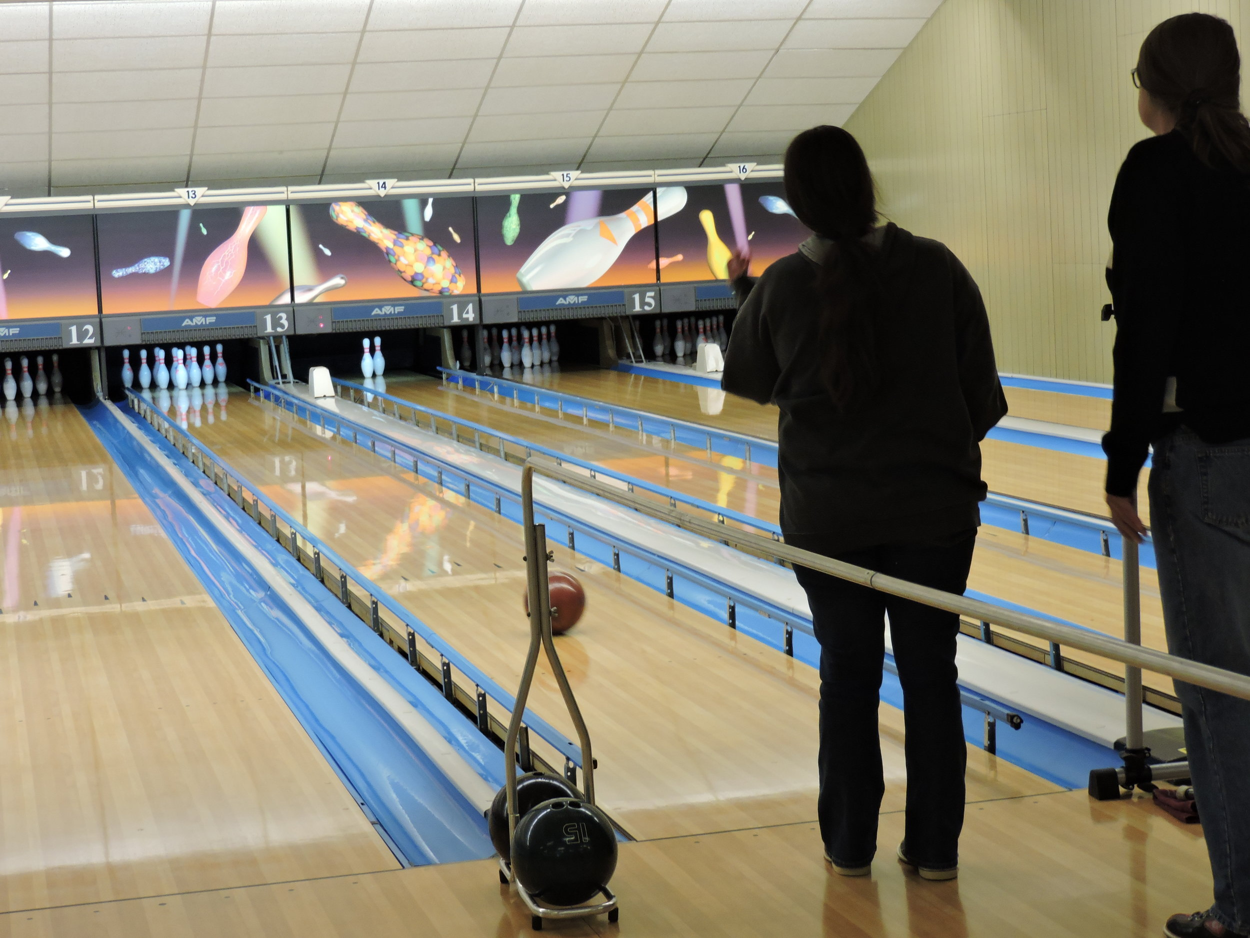 For 12 weeks during the winter months, clients bowl weekly as an activity in physical fitness, coordination, or as a fun social gathering. We support this activity by providing the funds for the entire league.