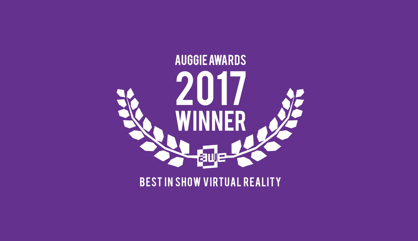 AWE 2017 Best of Show VR