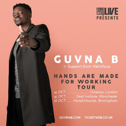 Guvna B Flyer.PNGhttps://www.ticketweb.uk/event/guvna-b-hare-hounds-tickets/8583545