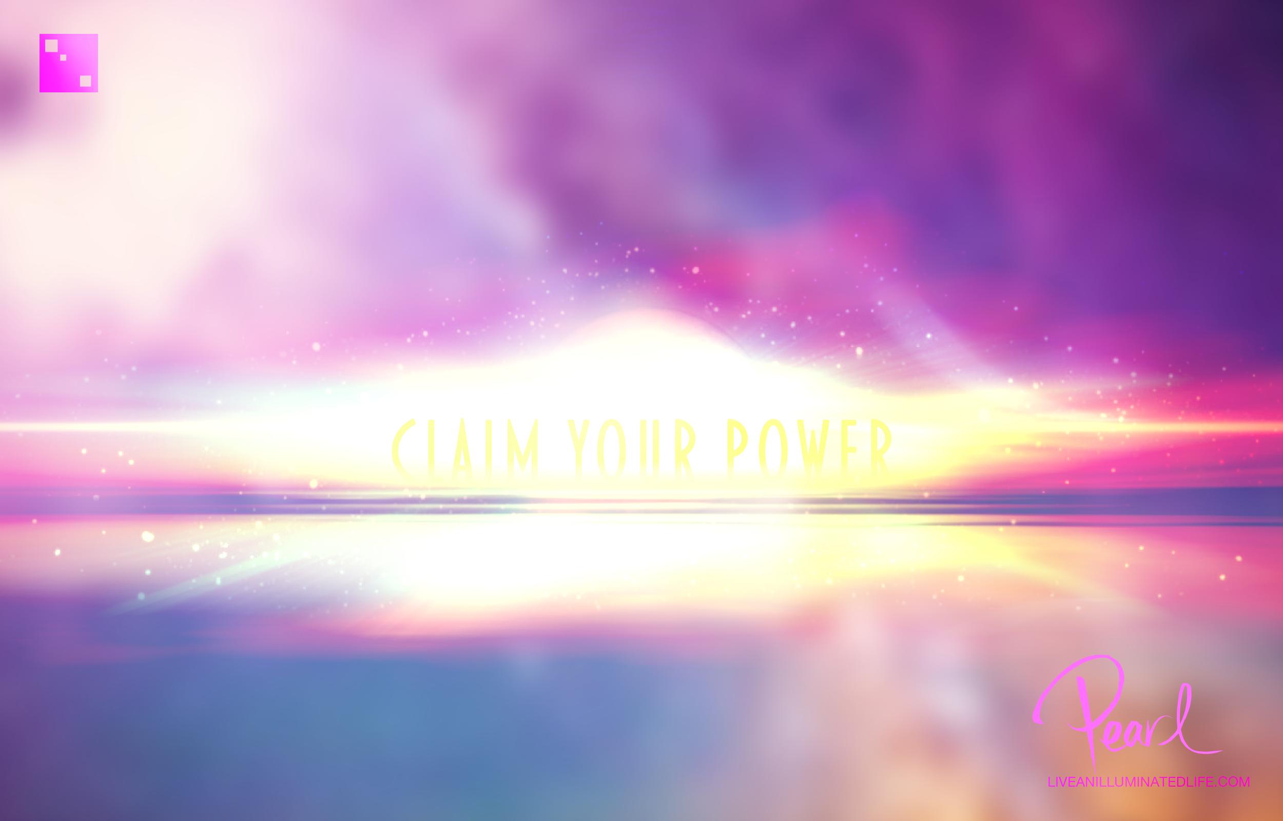Full Moon Scorpio - Claim your Power