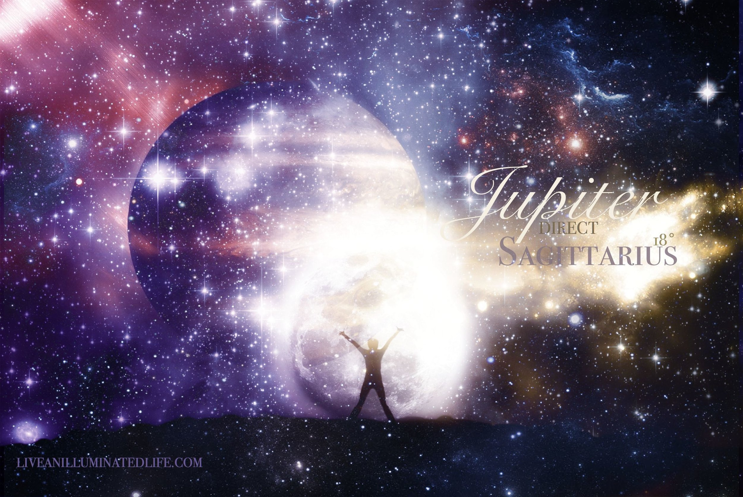 Full Moon Sagittarius