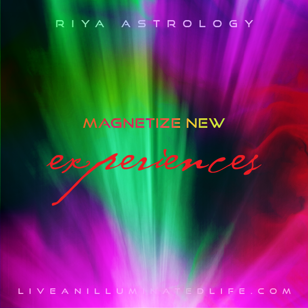 Magnetize New Experiences for Winter Solstice