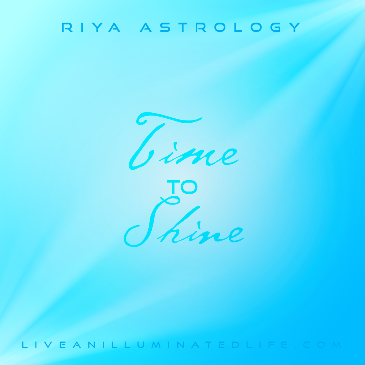 RIYA Astrology - Time to Shine