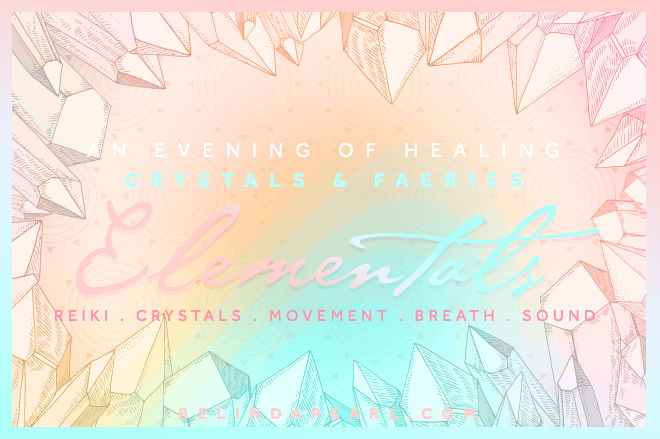 Evening of Healing - The Elementals