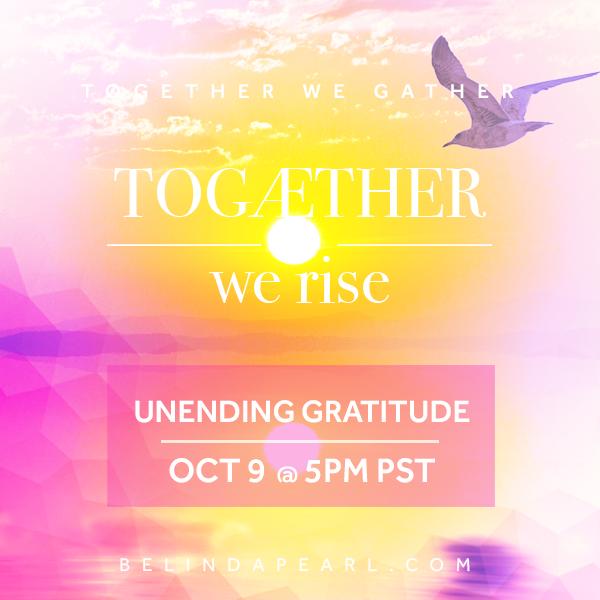 Togaether - We Rise - Volume 4 - Unending Gratitude