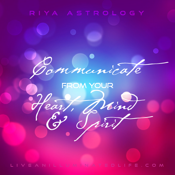 RIYA Astrology  -  communicate with heart